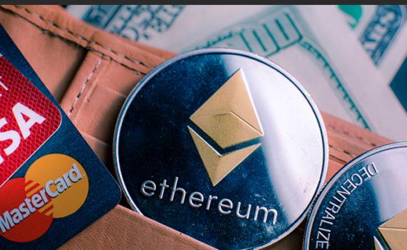 Обмен Visa и MasterCard на Ethereum (ETH): почему стоит вкладываться в Эфириум и как это сделать?