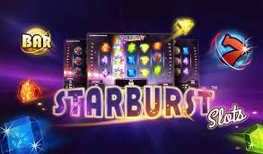 Starburst - слоты, которые помогут расслабиться, получить массу ярких эмоций и дополнительную прибыль!